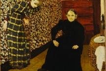 ART437: Tiptoeing through the Quiet Interiors of Edouard Vuillard / 1900-1940s Art History Paper 2: Plan an Exhibition