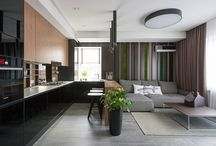 Design and interior of the house / Design and interior of the house