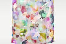 Shower curtains by Ninola