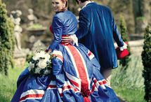All things British...... The queens jubilee