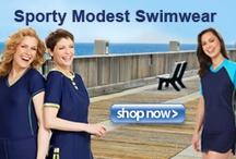 Modest Swimwear / by Miriam Melancon