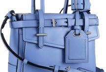 Bag Lady. / I love bags.