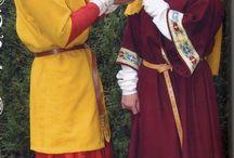 Medieval Saxon style