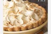Pie recipes / by Vicky Mutchler-Schilhab