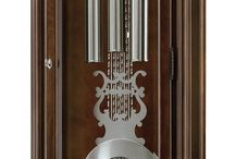 Enduring Elegance / Elegant clocks sure to stand the test of time.