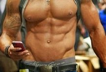 Hot Men and Muscle Boys / Hot Men and Muscle Dudes