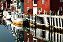 Noorse huizen
