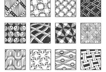 Patterns (Zentangles, Doodles)