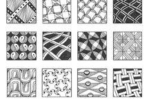 Patterns (Zentangles, Doodles)