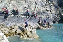 Coasteering / Coasteering in greece. Xtremeway welcomes you to cross beautiful coastlines with her. Book now for your friends or family. Appropriate for all ages.