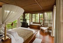 bedroom resort