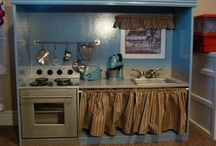 Play Kitchens / by Jaime Alexander