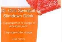 Slim down drink