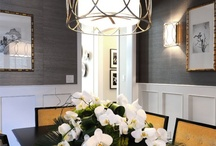 Dining Rooms / by JackieAudreyDi