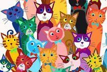 Gatos pets