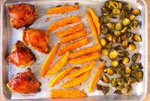 One pan oven meals