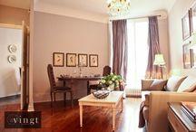 Live in Paris! Rent with VINGT Paris Serviced Rental Apartments / All our apartments available for leasing please refer to our website www.vingtparis.com or email info@vingtparis.com