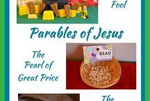Parables of Jesus / Sunday School