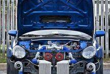 Turbo cars