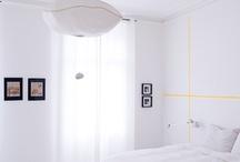 tape on walls / by Susan Pierce