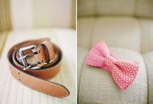 Accessoires marié / Groom's accessories