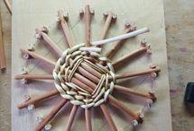 формы для плетения