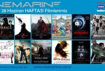 28 Haziran Haftası Filmlerimiz