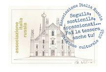 stagione culturale 2015 / La stagione culturale 2015 dell'Associazione Italia Russia ha inizio con la tessera per i nostri soci che potranno beneficiare di sconti e riduzioni per concerti, teatri e tanto altro ancora!