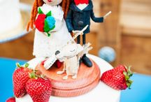 Cake toppers I love