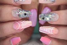 manicures pink
