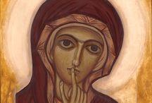 ICON - Saints - Anna
