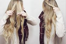 Everyday hairstyles / Ways to make your day easier