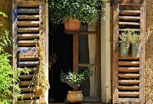 Rustic / Windows