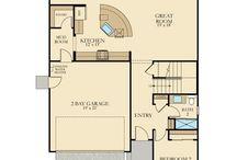 Lennar Floorplans: Two Story Floorplans
