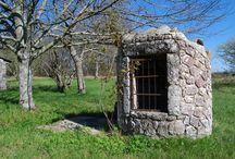 Petit patrimoine du Périgord / Le patrimoine vernaculaire du département de Dordogne en Périgord   Plus d'infos : www.esprit-de-pays.com