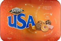 Irish Cookies / Our selection of Irish cookies available for delivery in the US!