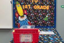 First Grade - Classroom