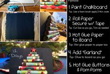 12 DIYs of Christmas / Crafting tutorials for a jolly good time