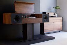 Vinyl stereo