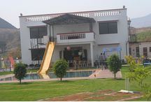 Karjatvilla Farmhouse / This luxury farmhouse in Karjat which is near to Mumbai will offer you best holiday suites that may depend on the season and other features. http://www.karjatvilla.in