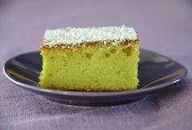 Moelleux pistache citron vert