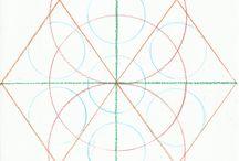 Geometry Drawings 2015 / geometry drawings
