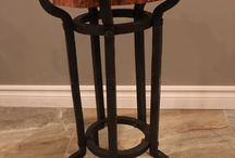 Blacksmithing Projects I completed