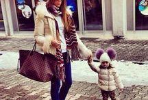 mamá y nena