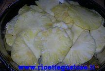 Dolci - frutta fresca / Ricette con frutta fresca . https://www.ricettegustose.it/Dolci_frutta_fresca_index.html