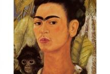 Frida Kahlo / by Cezar-Nelu Mitran