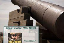Action/Adventure Book Reviews