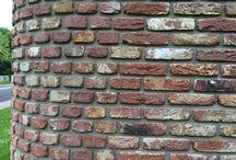 brick- façades