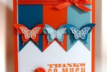 Cards-Butterflies / by Tina Almquist