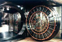 Inspiration: Vaults / Inspirational Bank Vaults